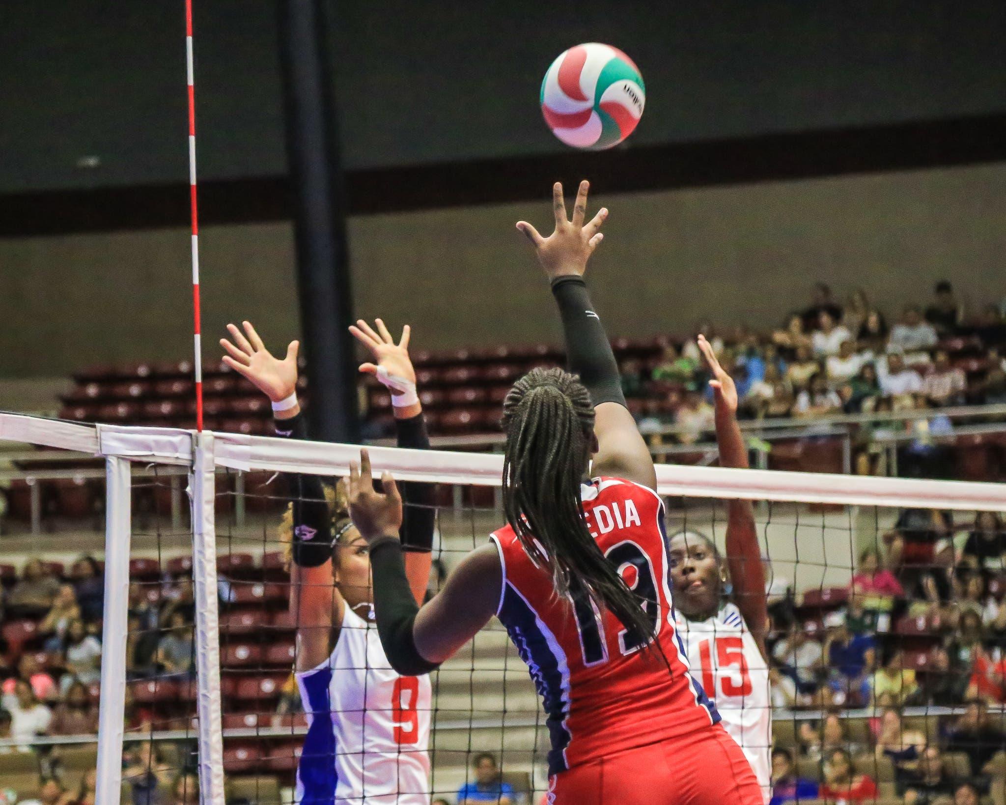Voleibol Sub-20 de RD sale este martes al Campeonato Mundial Femenino en Bélgica