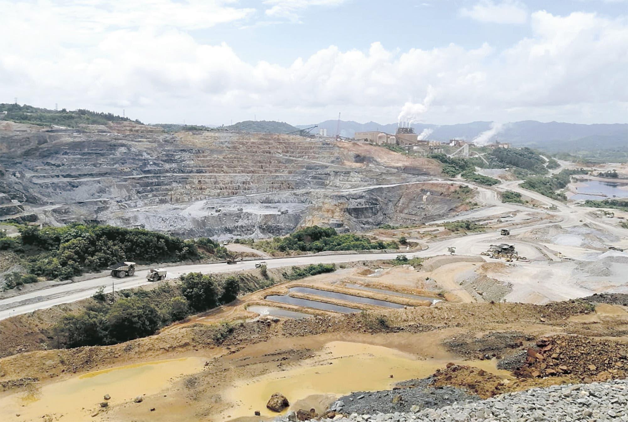 Barrick dice solucionaría contaminación río Ozama