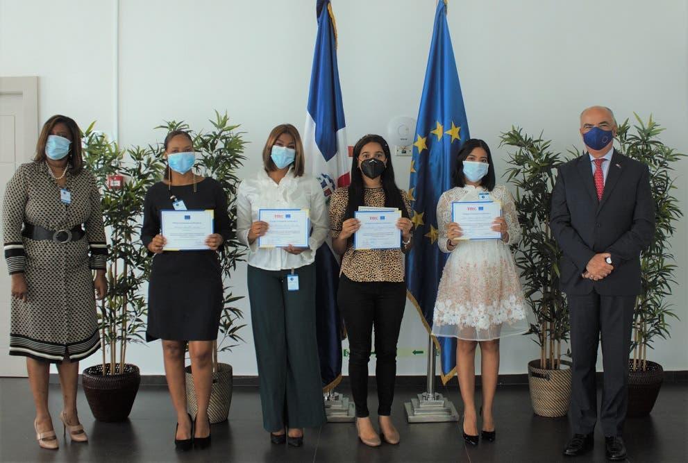 Periodistas de El Día ganan concurso de la Unión Europea