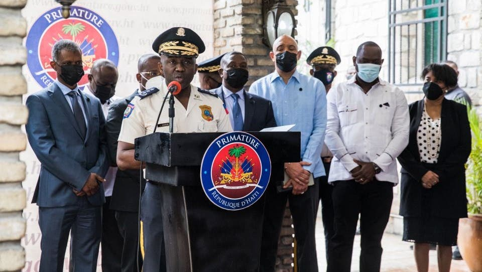 Haití: Arrestan a otro policía por asesinato del presidente