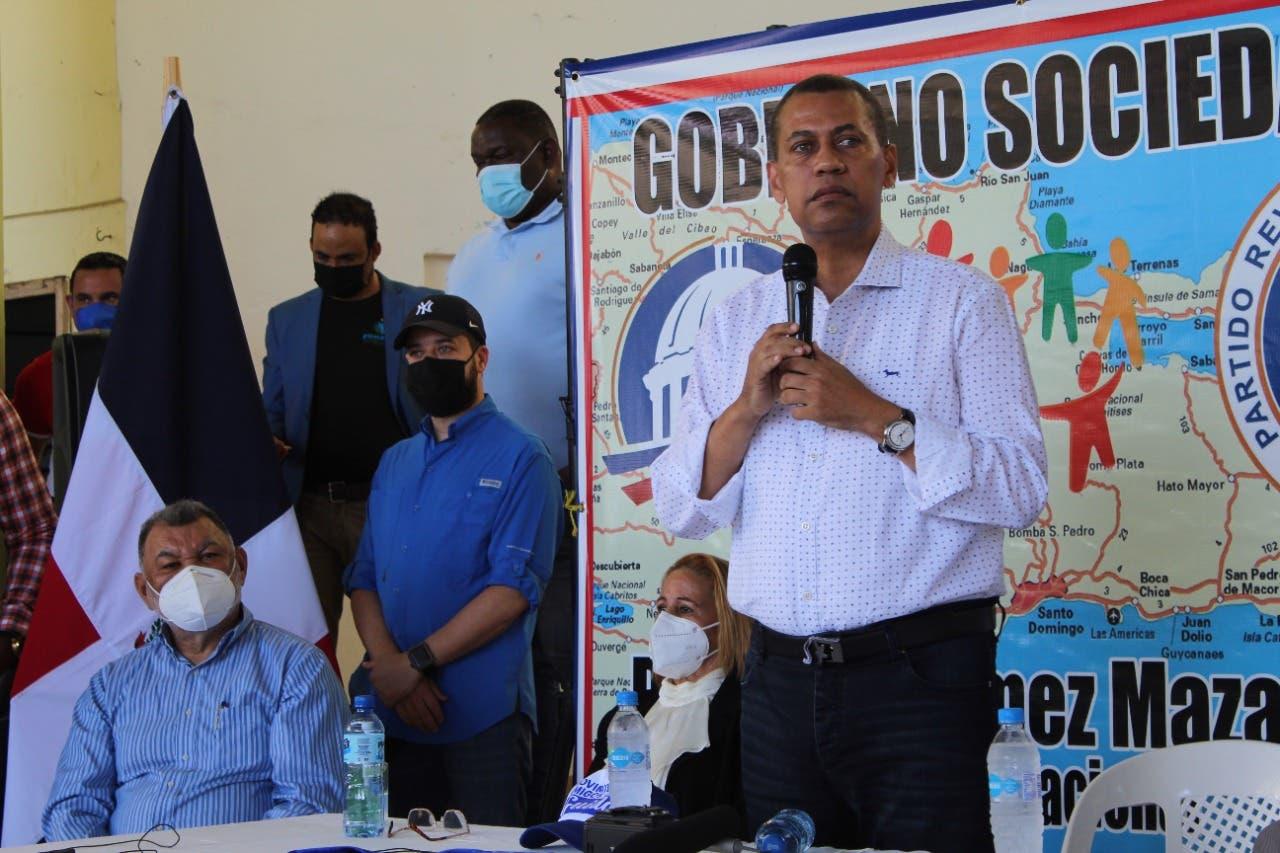 Guido Gómez pide se dé participación en Gobierno a quienes se fajaron para llevar PRM al poder