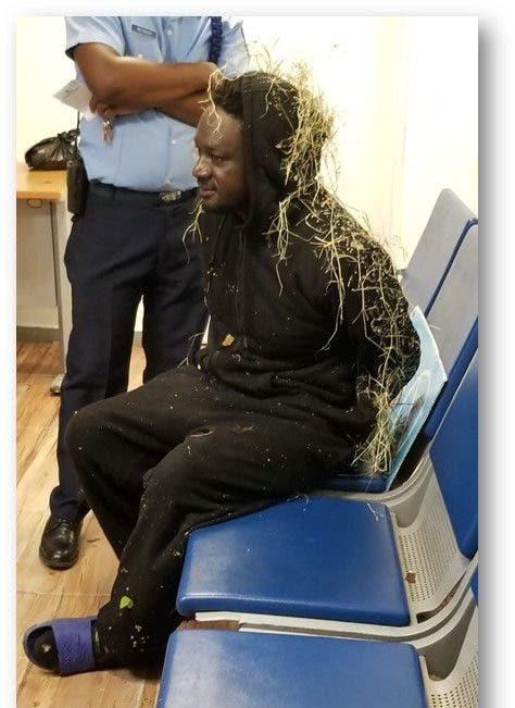 CESAC apresa «pasajero clandestino» que pretendía viajar a New York escondido en tren de aterrizaje