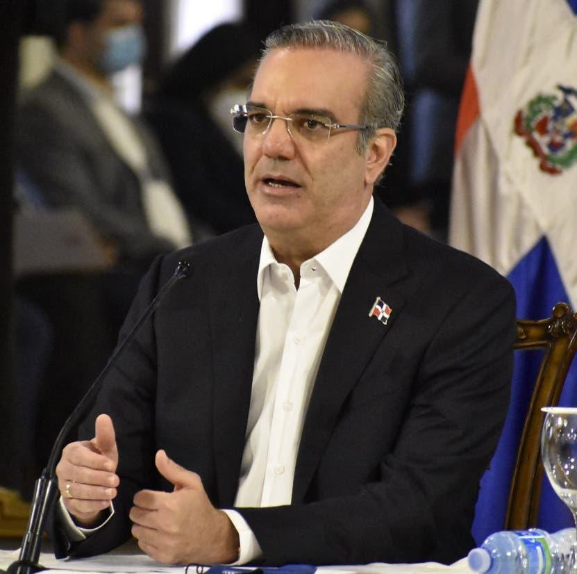 Abinader confirma participación en próximas rondas del diálogo