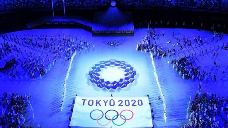Impresionantes imágenes de la inauguración de los Juegos Olímpicos 2020