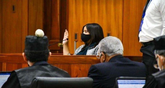 Abogada de implicado caso Medusa fue testigo del MP en juicio Odebrecht
