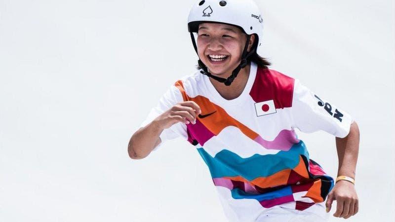 Olímpicos de Tokio: Momiji Nishiya, la adolescente de 13 años que ha hecho historia en Tokyo 2020 con su medalla de oro