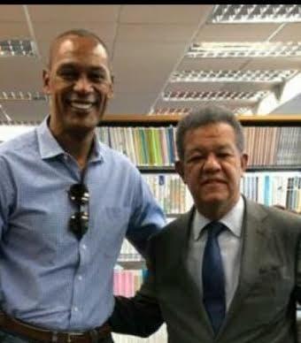 Leonel y Payano auguran éxitos a atletas de RD competirán en Tokio