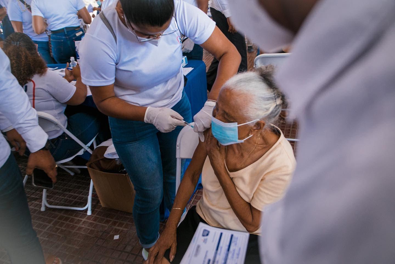 Más del 65% de la población de Puerto Plata está inoculada contra Covid-19
