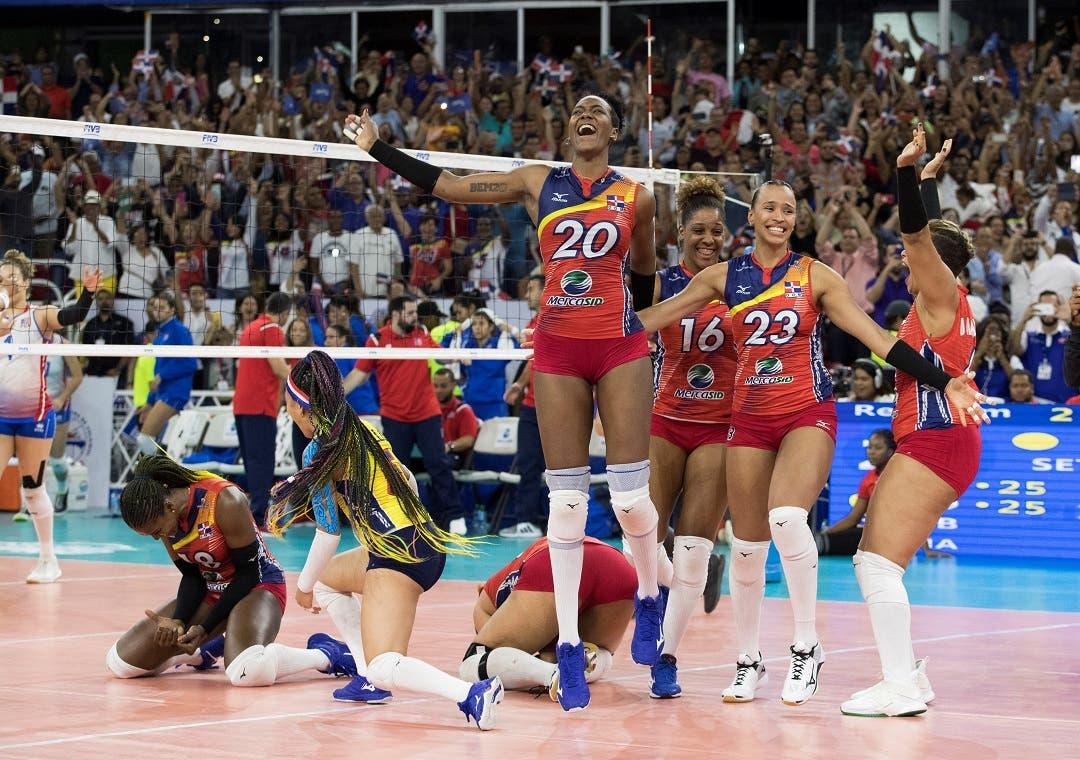 Las Reinas del Caribe, unas extraterrestres para mejorar el 5º puesto de 2012