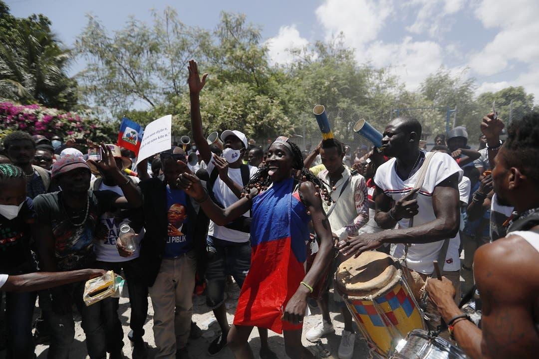 El expresidente Aristide regresa a Haití, «recuperado»