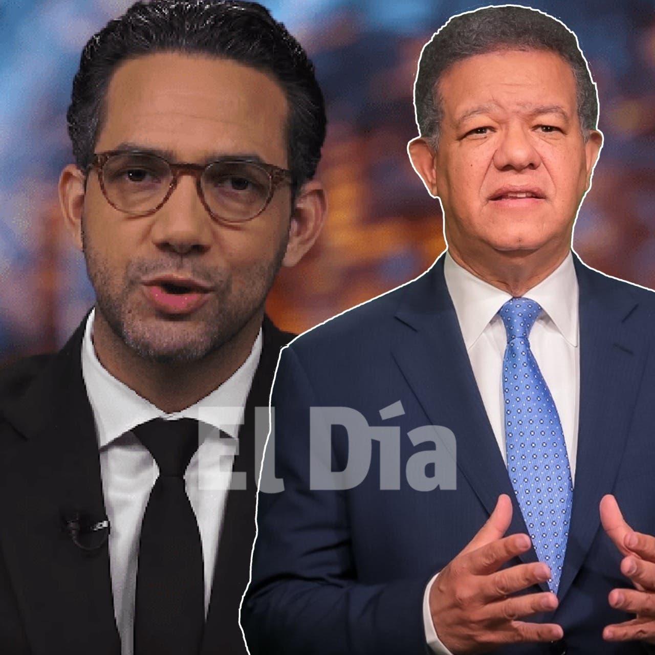 Sergio Carlo: «Haré todo lo posible para que Leonel Fernández no llegue a la Presidencia otra vez»