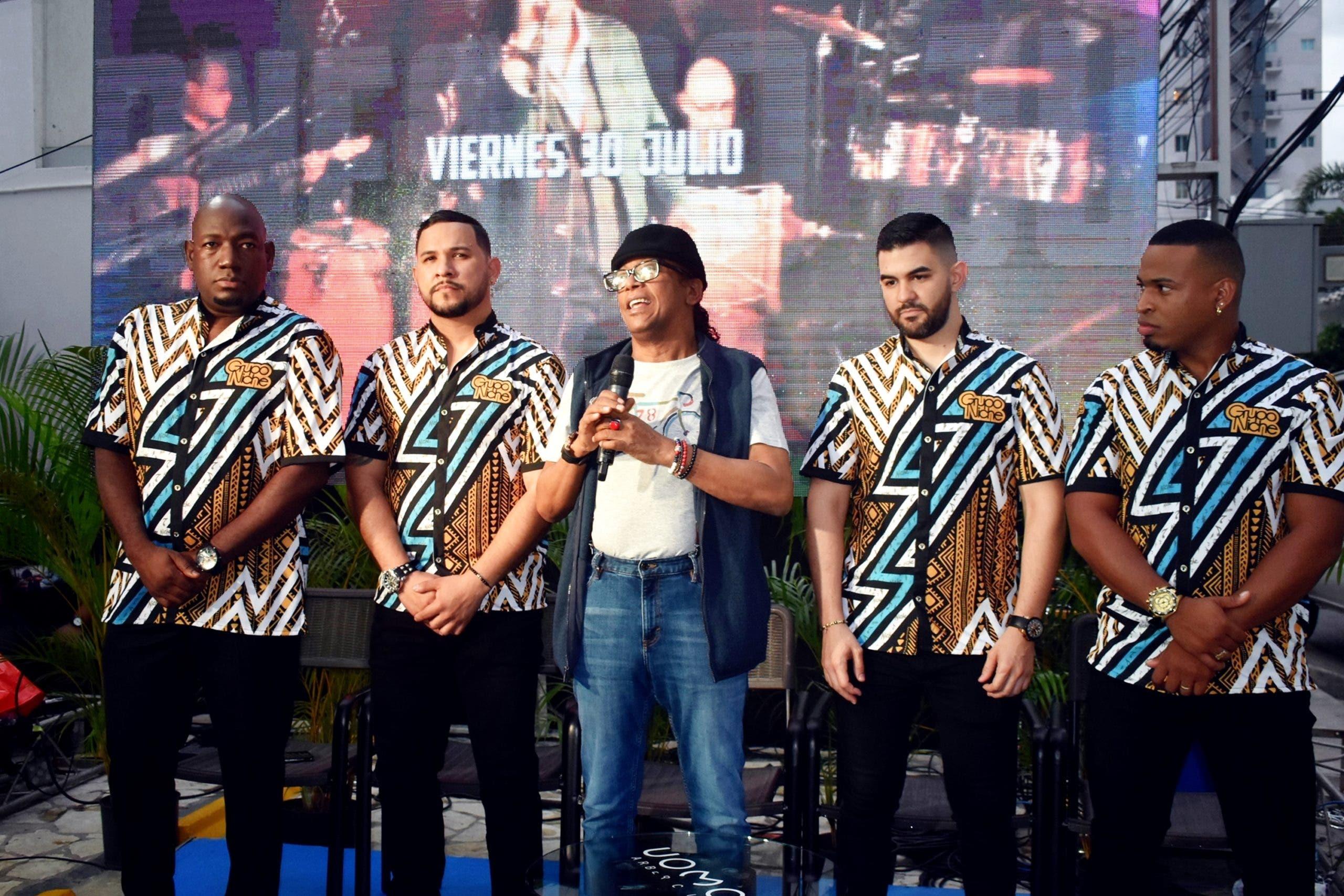 Grupo Niche y Sergio Vargas en concierto de la salsa y el merengue en el Jaragua.
