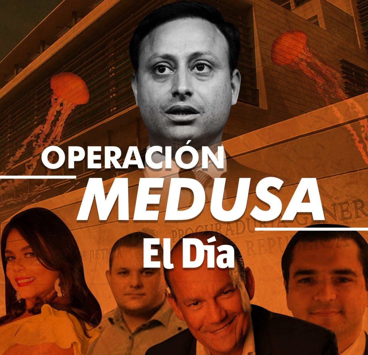 Operación Medusa: imputados destruyeron evidencias y usaron PGR para recibir sobornos