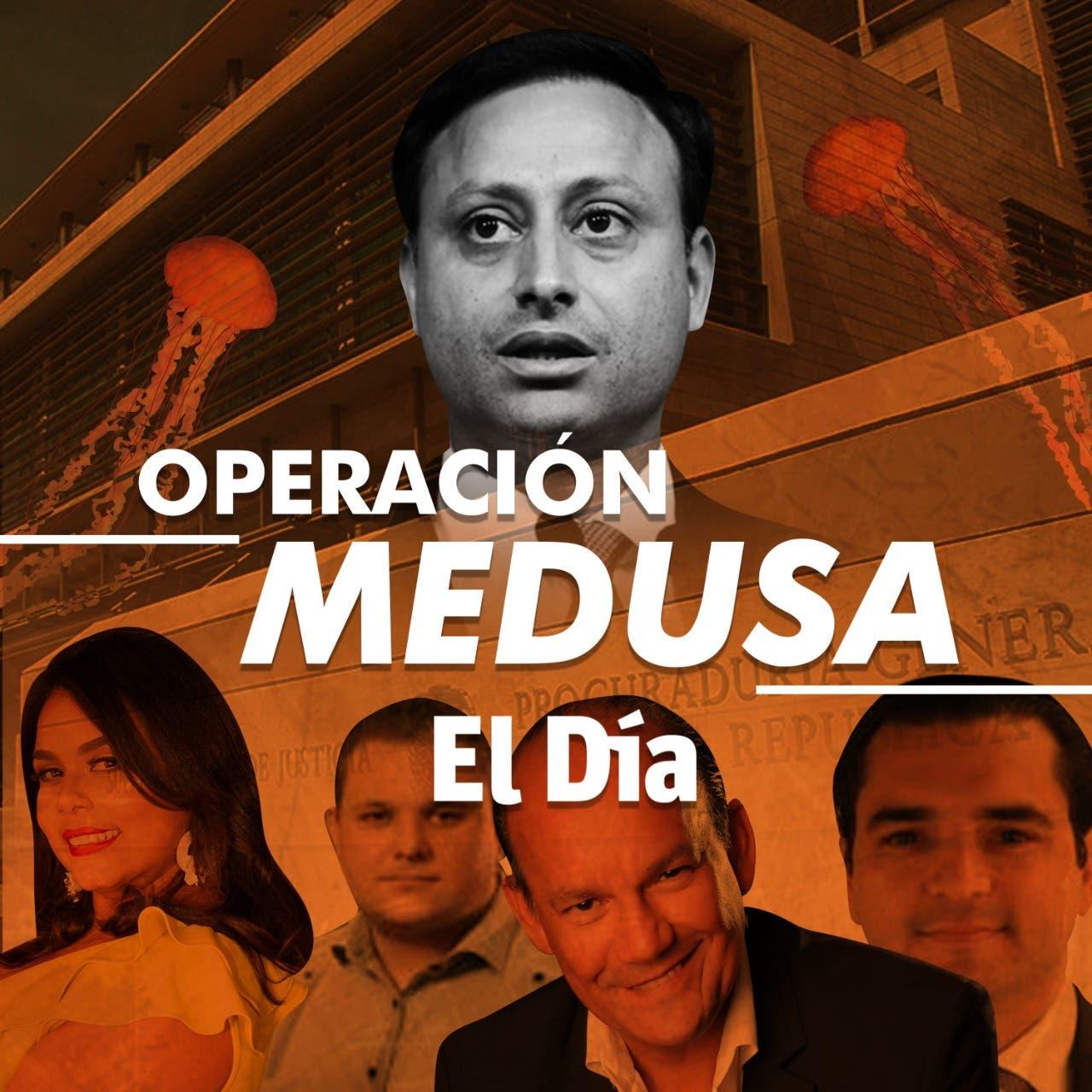 Jueza se reserva para mañana decisión caso Medusa