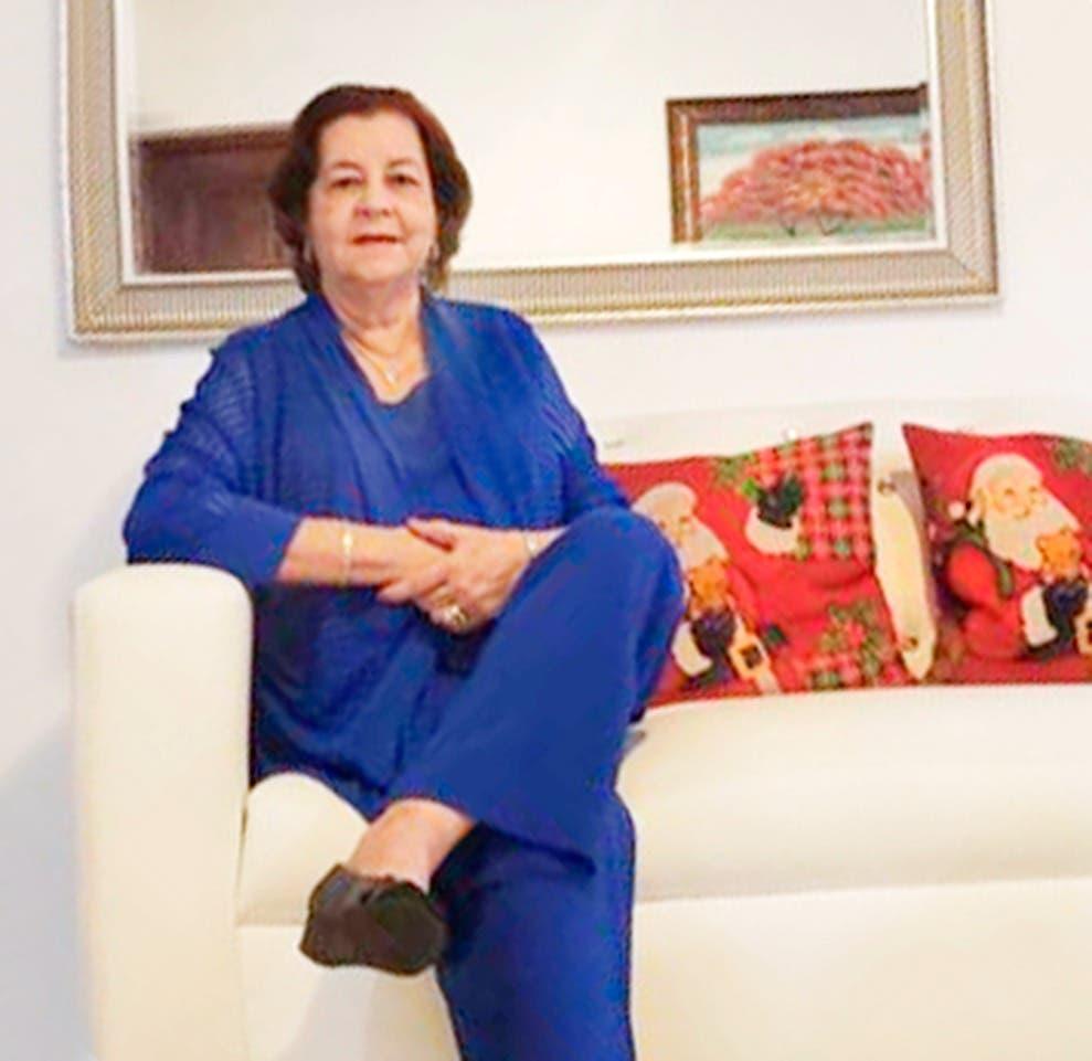 Fallece a sus 74 años hermana de Francisco Javier García