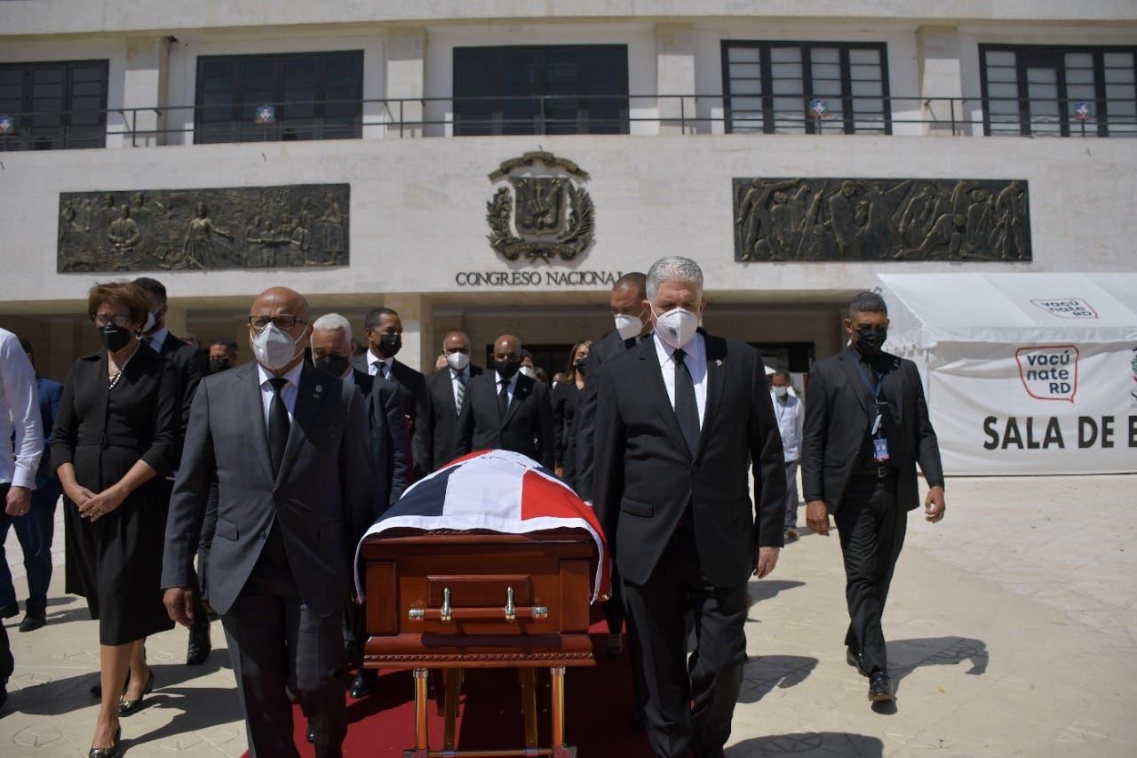 Congreso rinde homenaje póstumo a Tirso Mejía Ricart