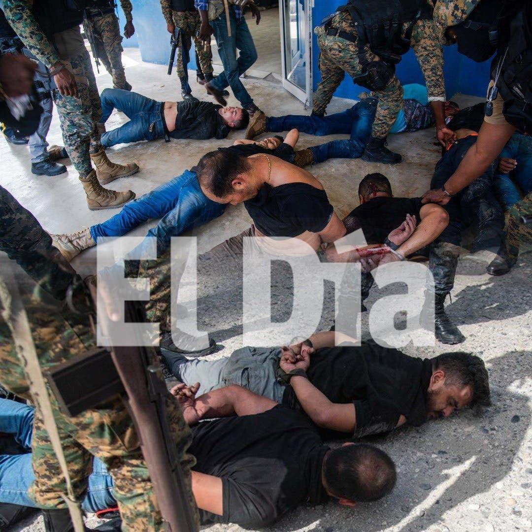 Misión consular colombiana viaja el domingo a Haití para asistir a detenidos