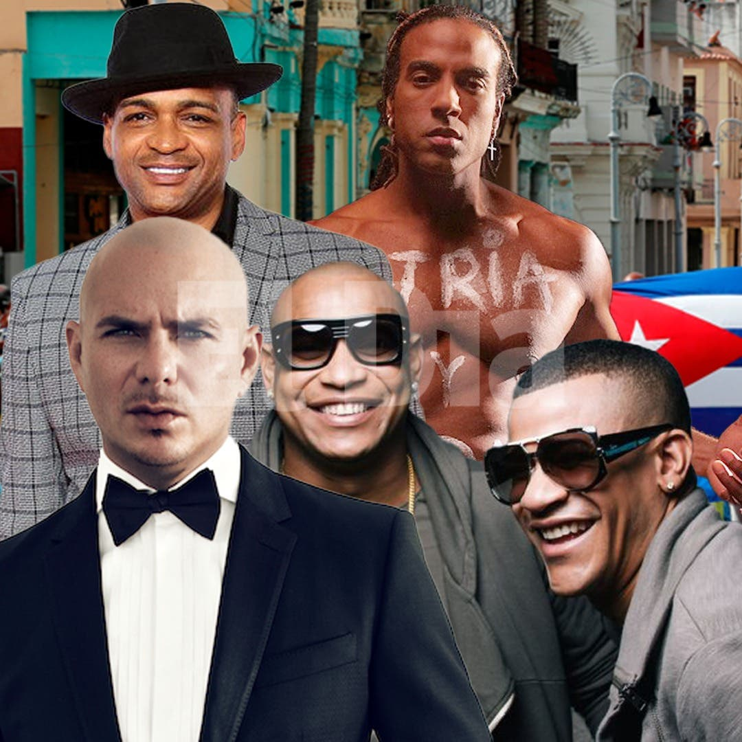 """Artistas se expresan a favor de la """"lucha del pueblo cubano"""" por su libertad"""