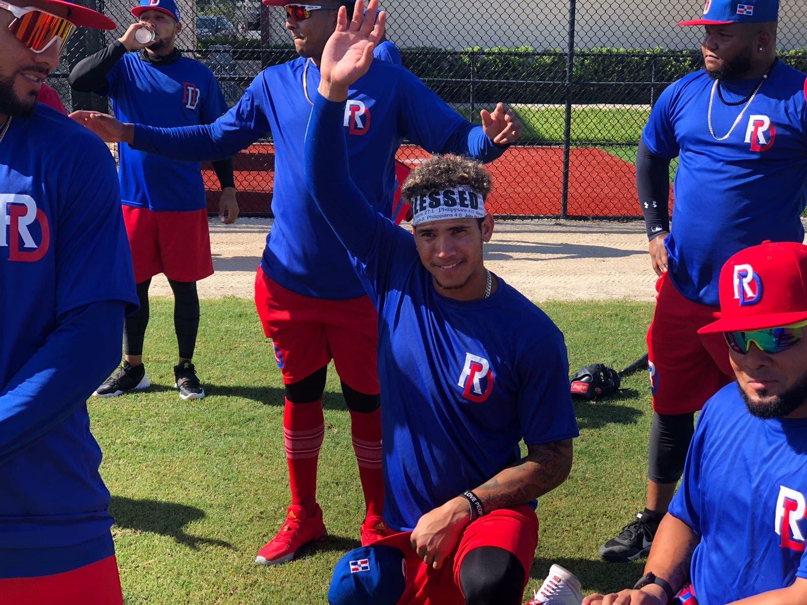 Jugadores afiliados a MLB se siguen reportando a equipo RD