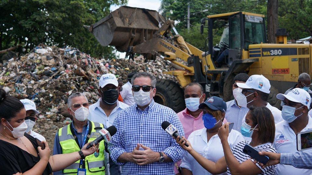 """Neney: Gobierno y alcaldía declaran """"guerra sin cuartel a la basura"""" en SDE"""