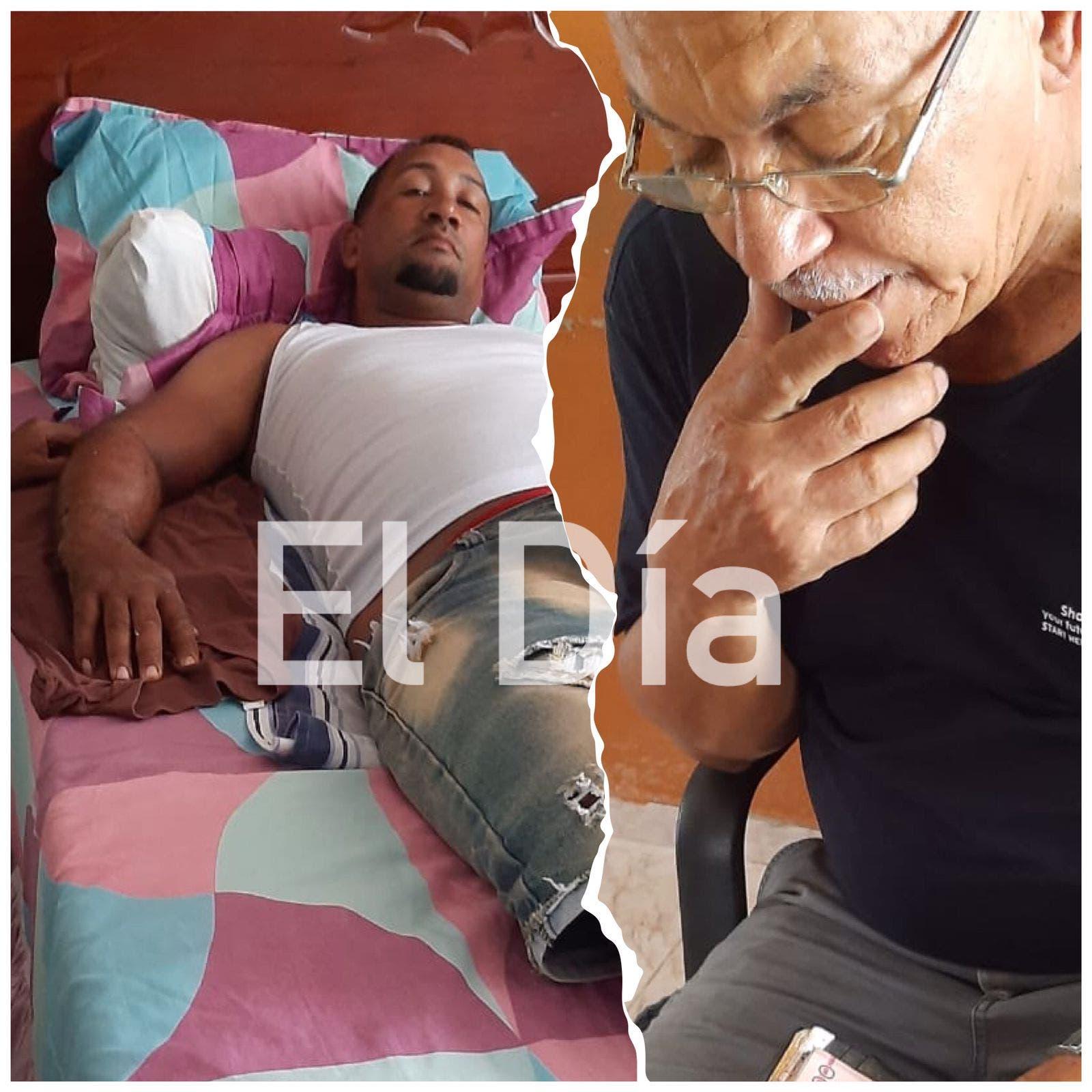 Tragedia en Higüey; Américo y Sergio, dos heridos que narran la historia