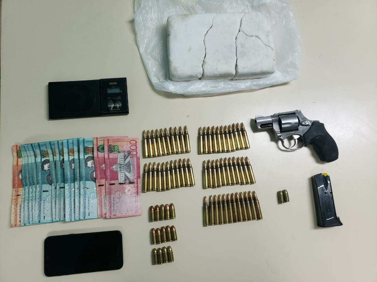 Policía apresa presunto traficante de armas de fuego en Los Alcarrizos
