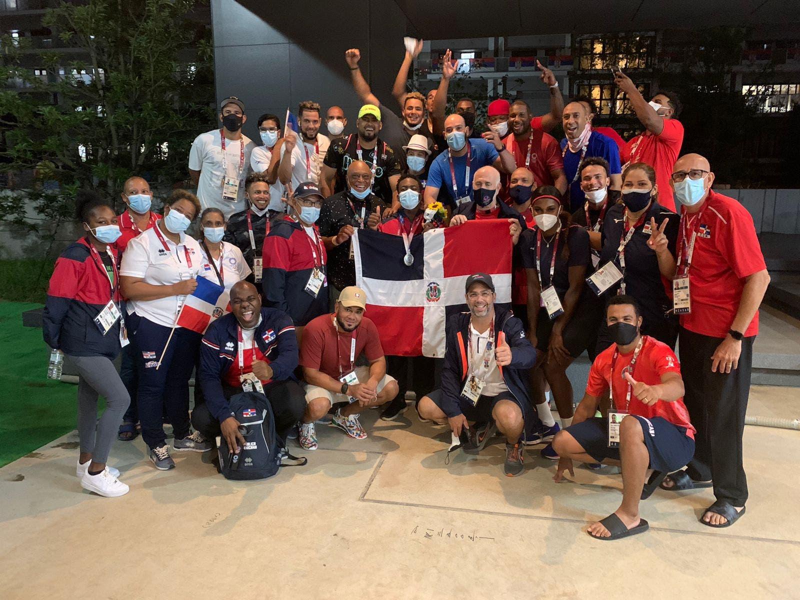 Pesista Bonnat a atletas de RD en Tokio: «Tienen la oportunidad de hacer sus sueños realidad hoy»