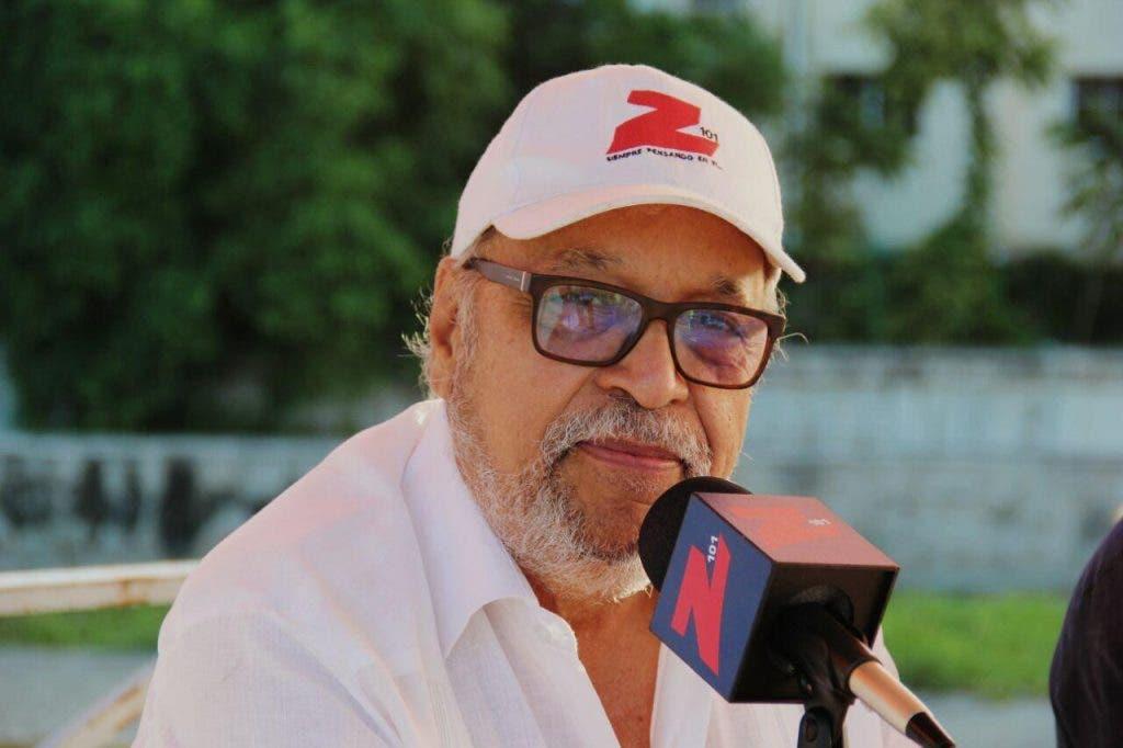 Willie Rodríguez en condiciones críticas debido al Covid-19