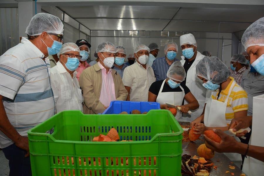 FEDA respaldará a los productores del Clúster de Zapote