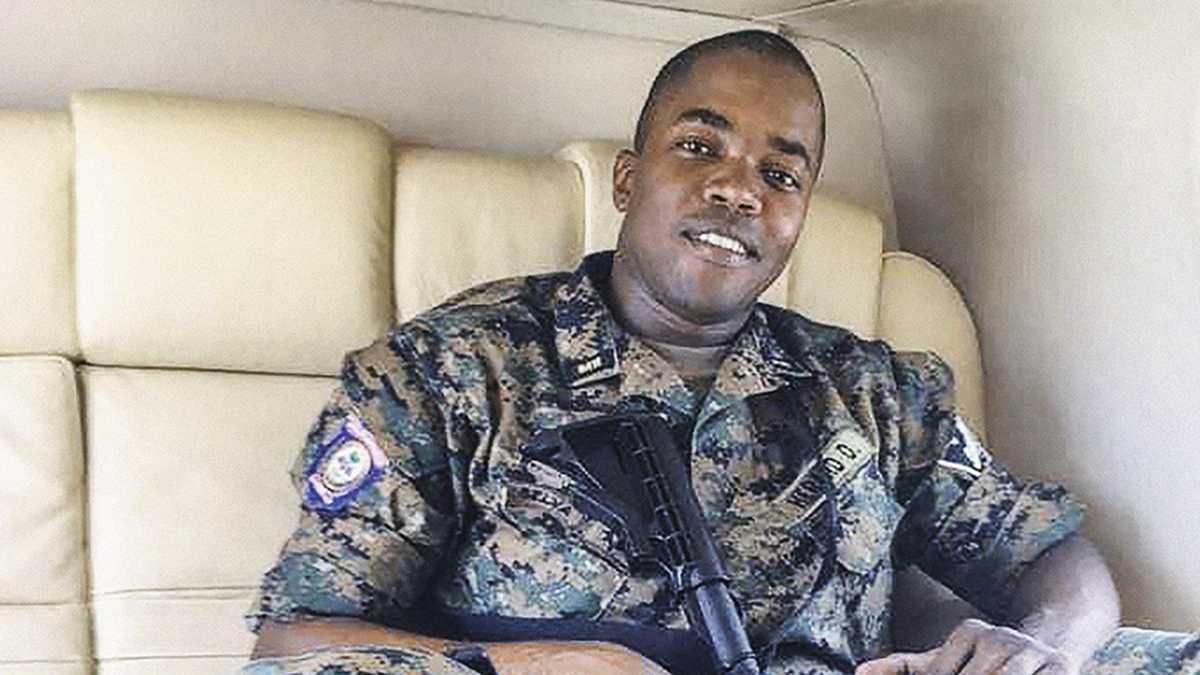 Jefe de seguridad de Moise estuvo en Colombia días antes de llegada de militares a Haití