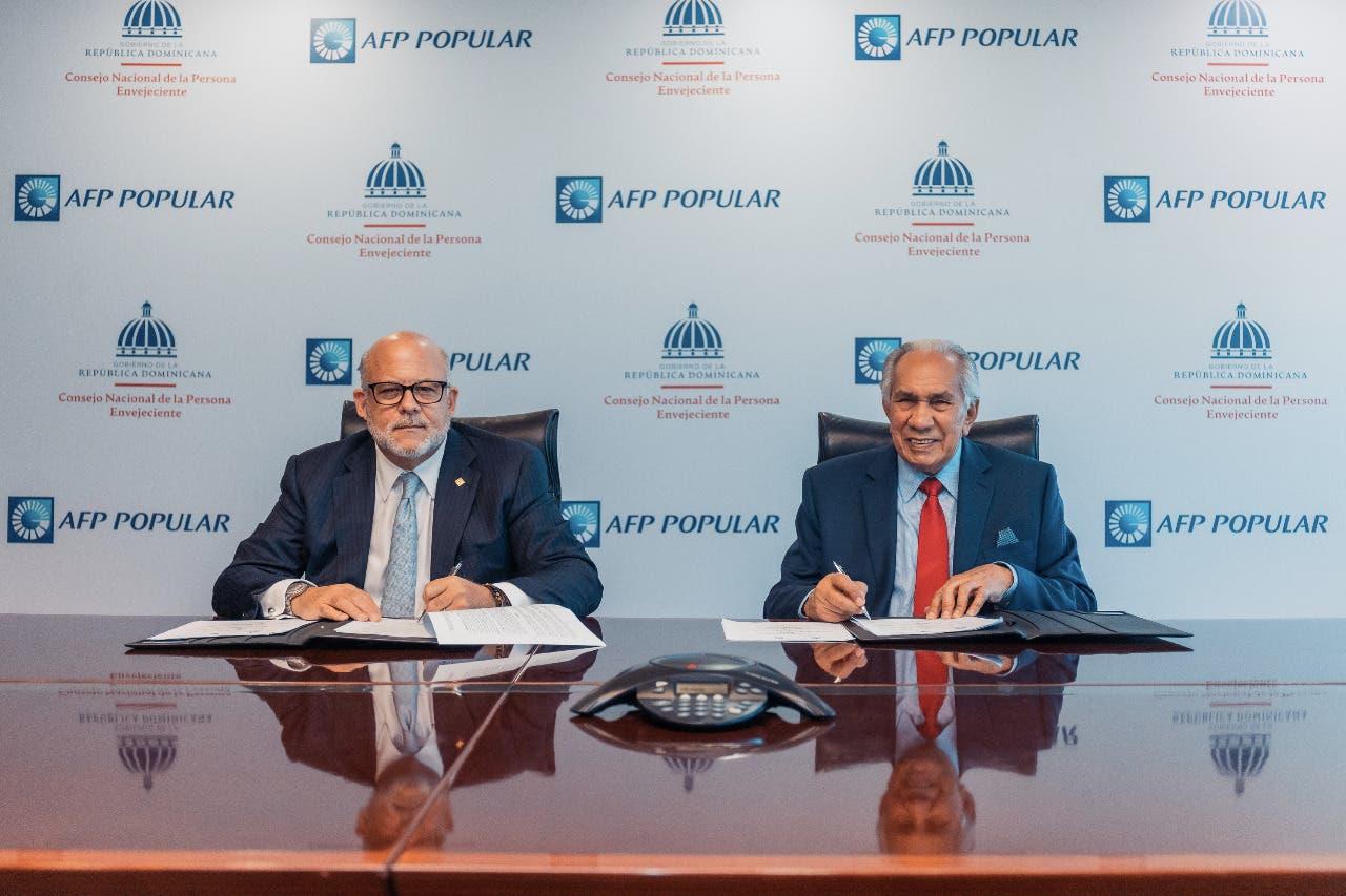 AFP Popular contribuirá a mejorar la calidad de vida de los adultos mayores