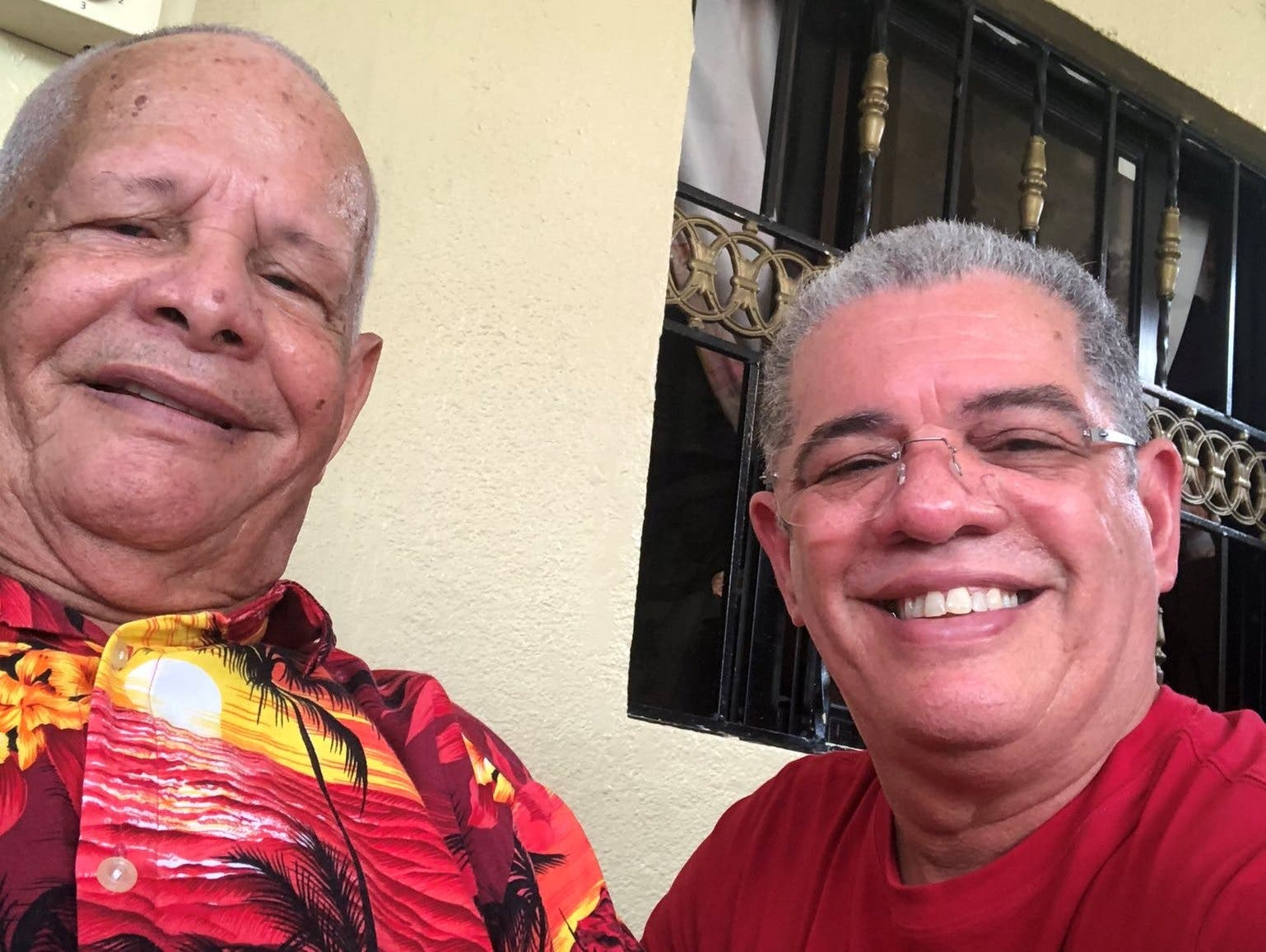 Restos del padre de Carlos Amarante Baret serán expuestos a partir de este mediodía