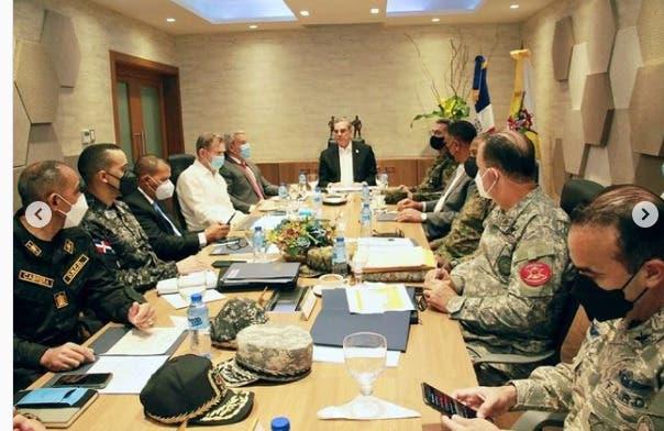 RD activa  mecanismos de seguridad tras  asesinato del presidente Moïse