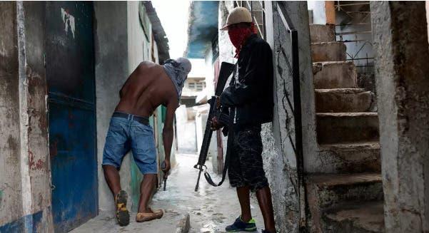 Haití y el alarmante poderío de las pandillas