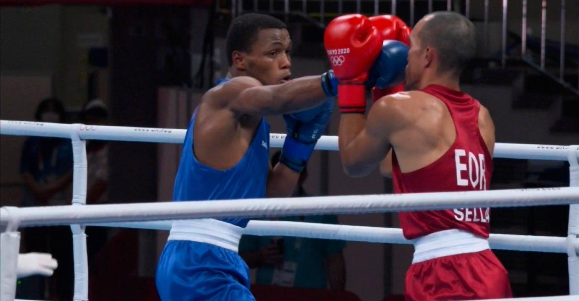 Euri Cedeño tuvo un debut aplastante en Juegos Olímpicos