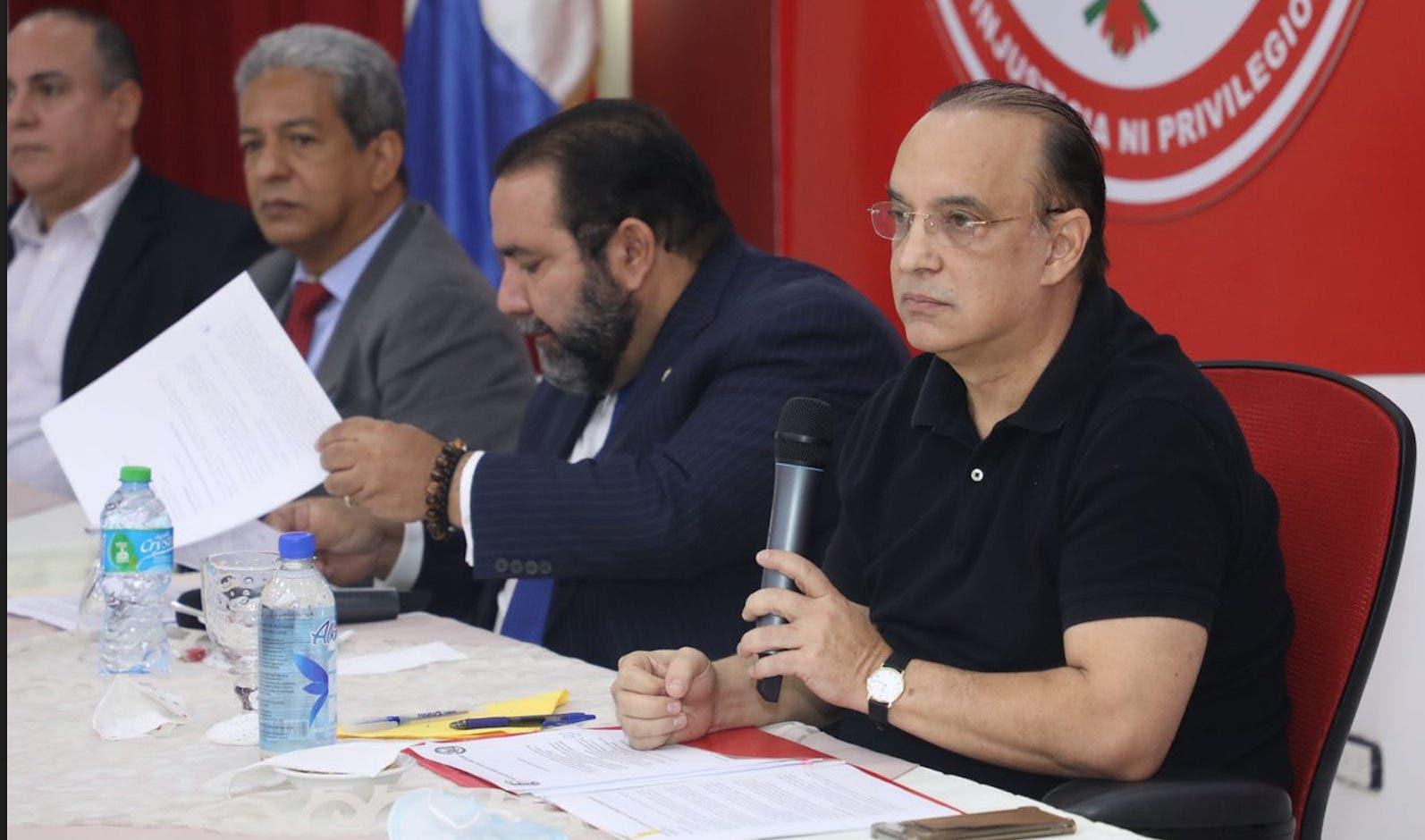 PRSC afirma deuda externa de la República Dominicana ha crecido «como nunca antes»