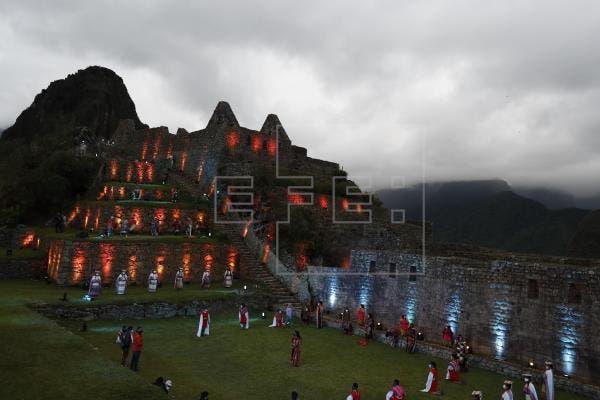 Machu Picchu celebra 110 años de su salto a la fama mundial