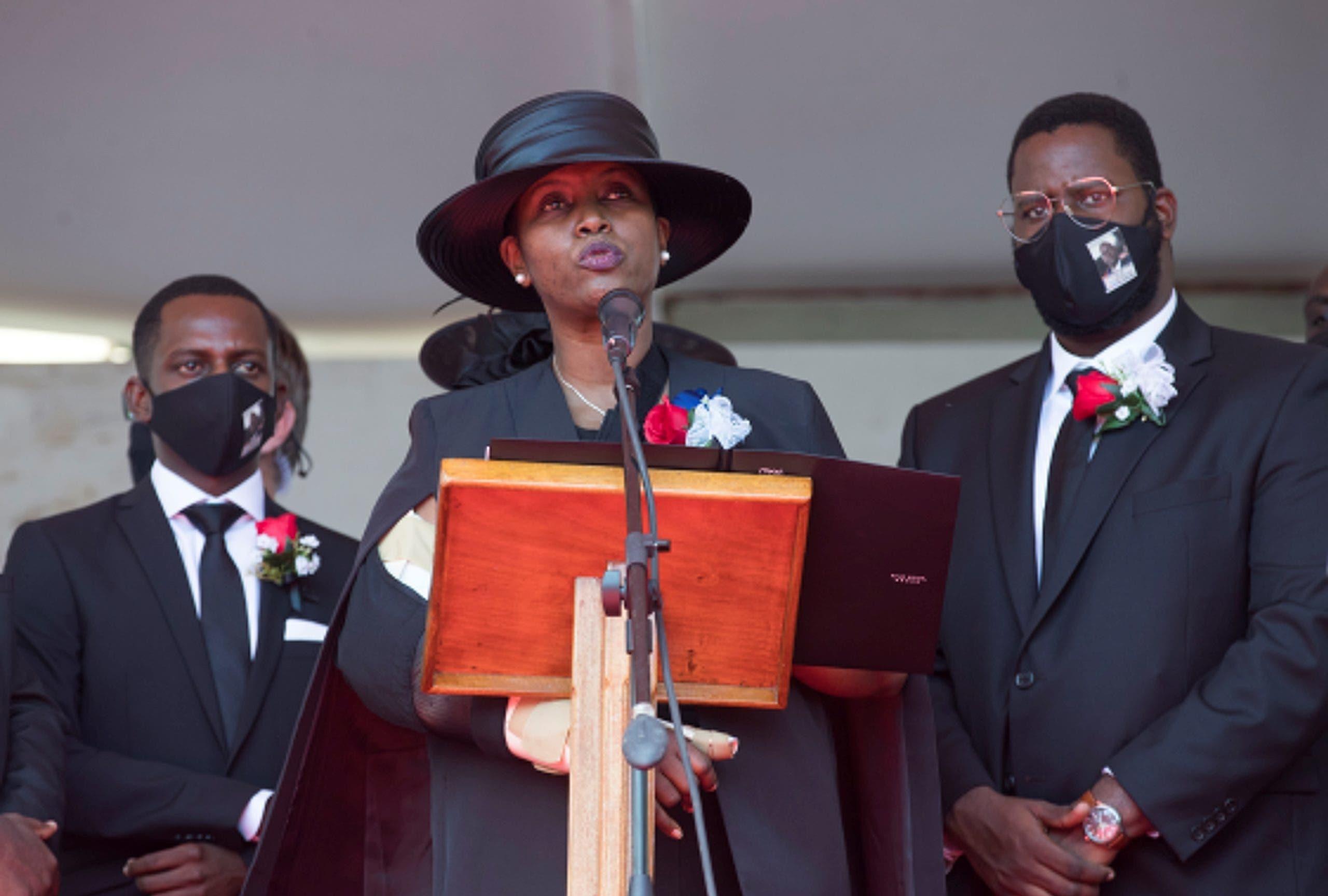 La primera dama de Haití dice que el asesinado presidente fue «abandonado y traicionado»