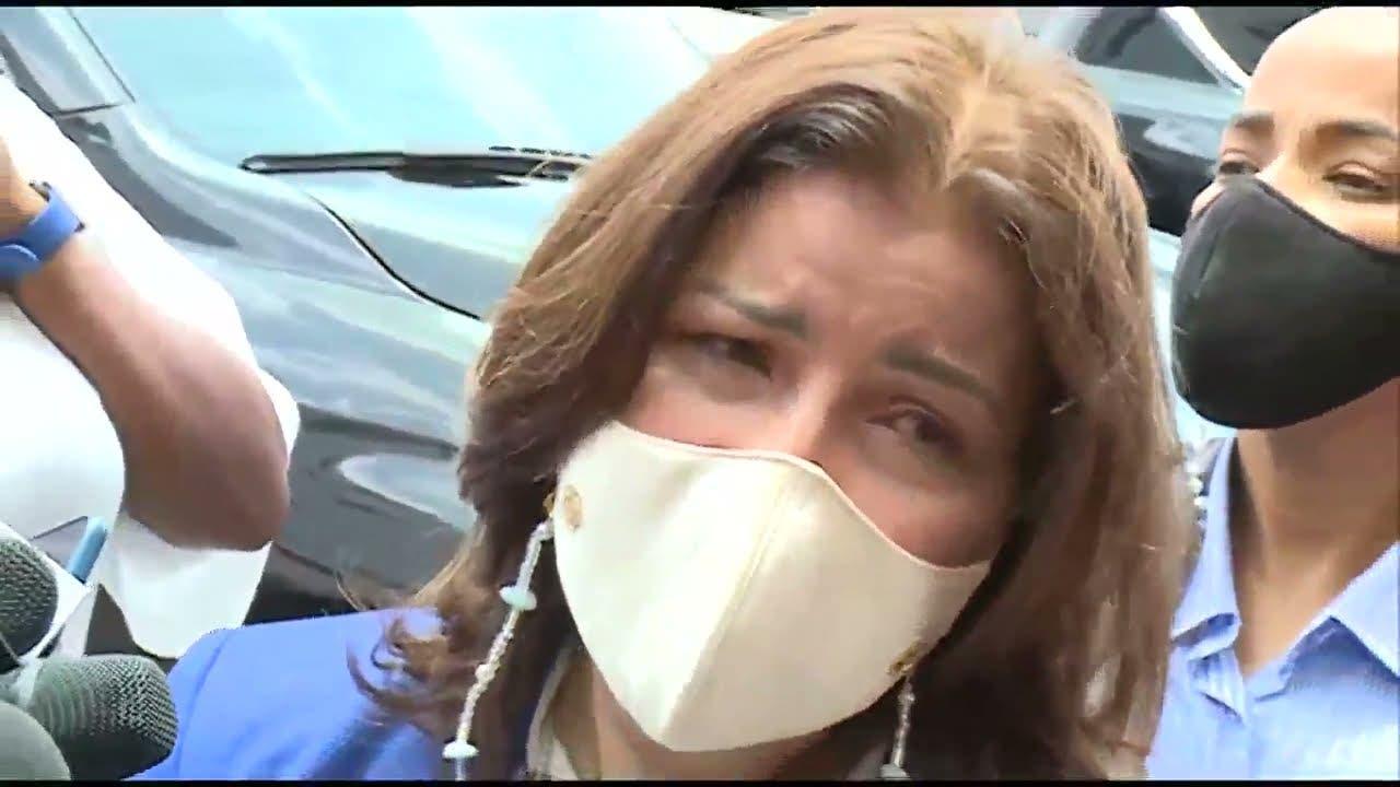 Margarita Cedeño: «Siento un profundo dolor por la partida de doña Yolanda»