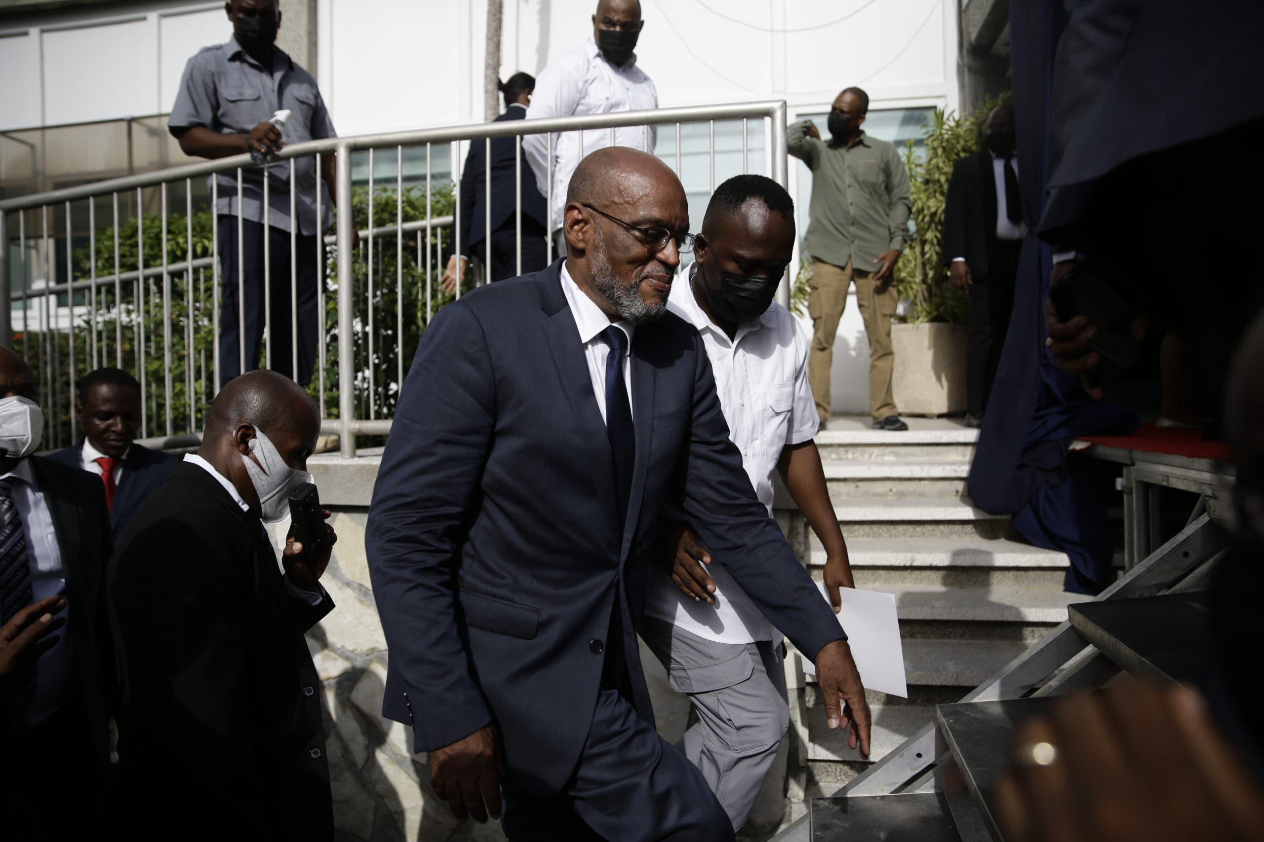 Nuevo premier de Haití promete elecciones lo antes posible
