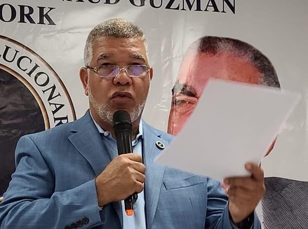 Presidente PRM-NY alega Polanco perdió diputación por los votos, no por fraude