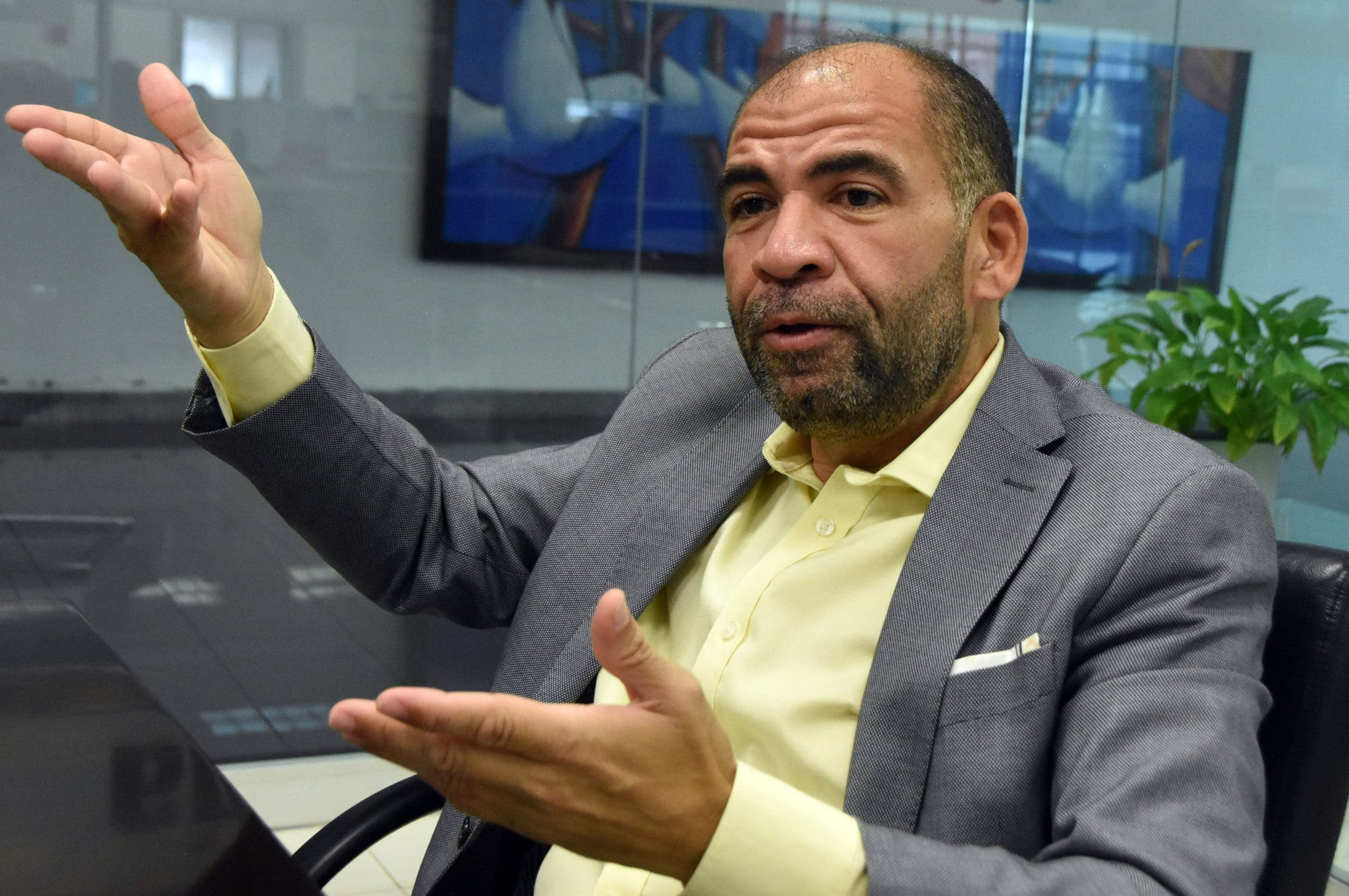 """Jhovanny Leyba: """"Hay que convocar a los comerciantes  para hablar de los alimentos"""""""