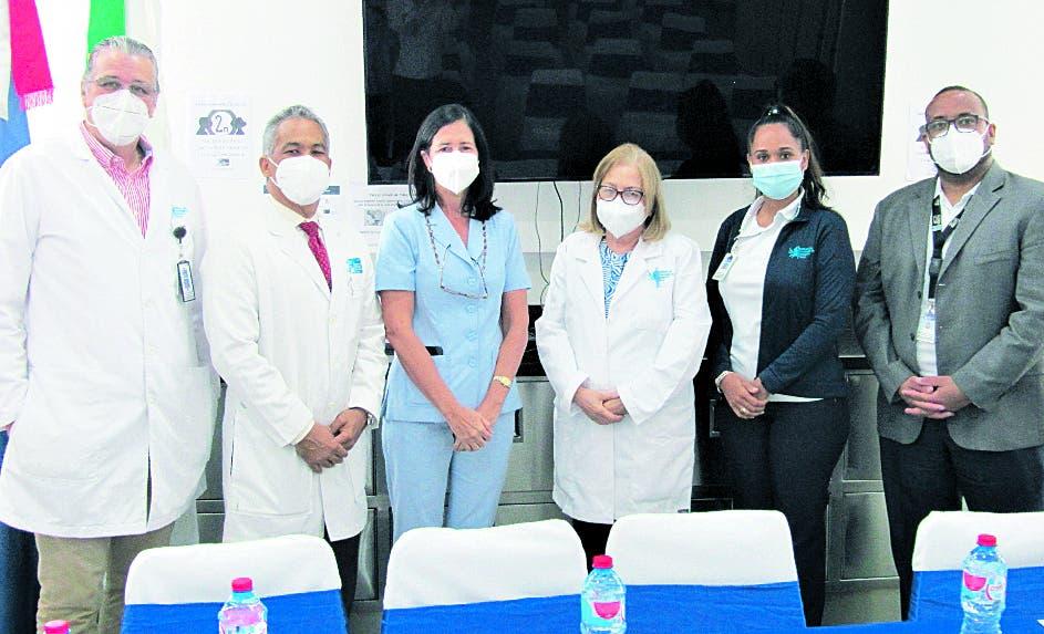 Oncológico presenta  a nuevos  médicos