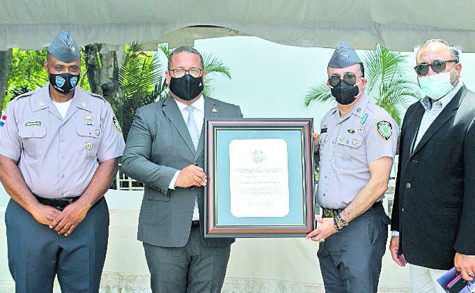 El  Instituto Policial de Educación reconoce al INAP