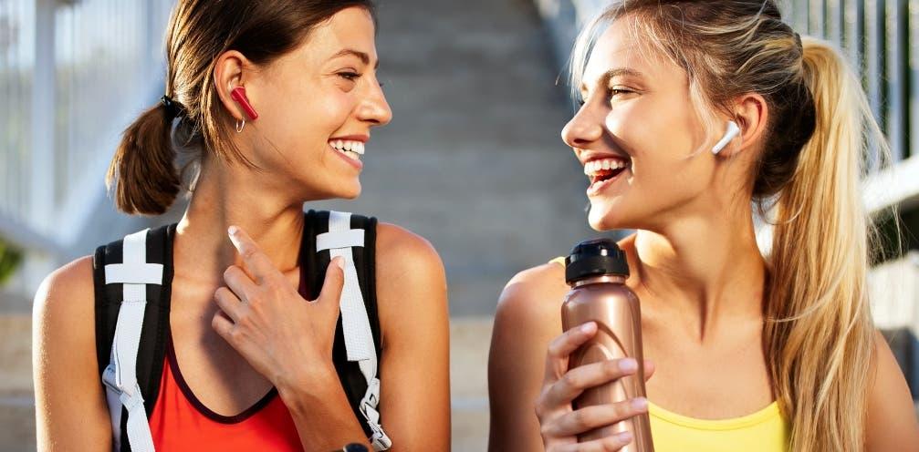 Audio  envolvente al instante de Huawei