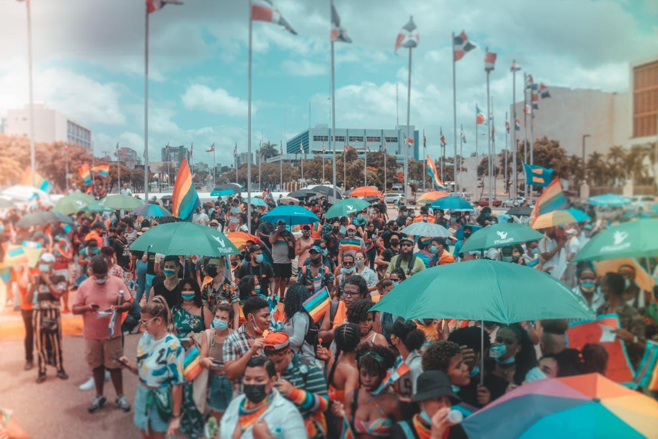 Colectivo «RD es de Todes» solicita mesa de trabajo para tratar derechos LGBTQI