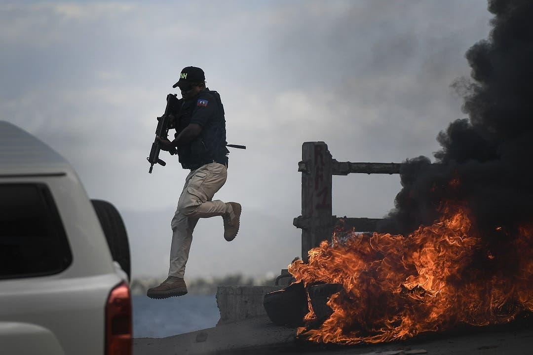 Ciudad de Jovenel Moise realiza funeral en medio de violencia