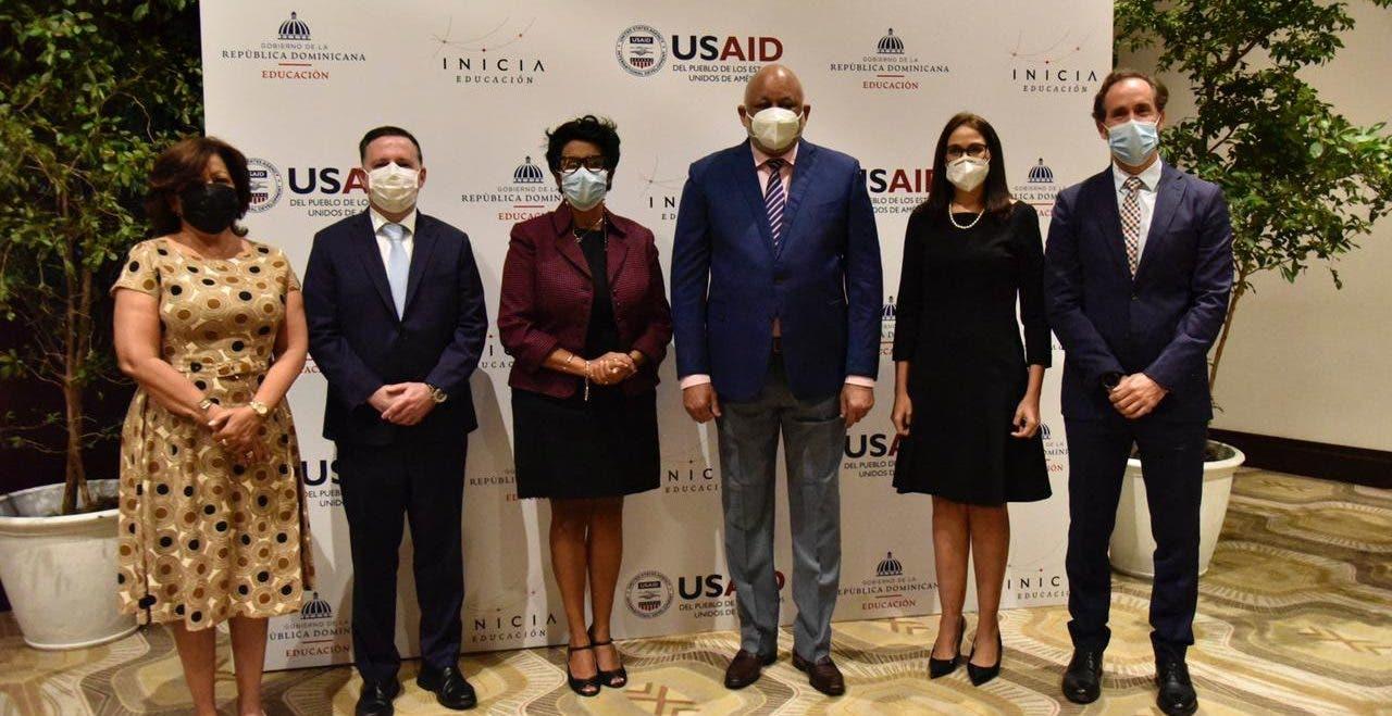 Ministerio de Educación y USAID implementarán modelo de gestión por desempeño