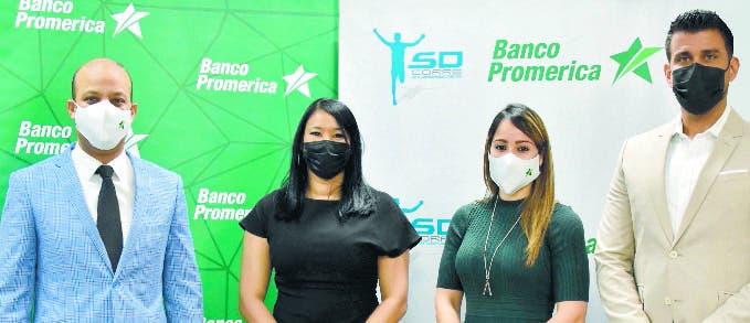 Banco Promerica y Santo Domingo Corre en  alianza