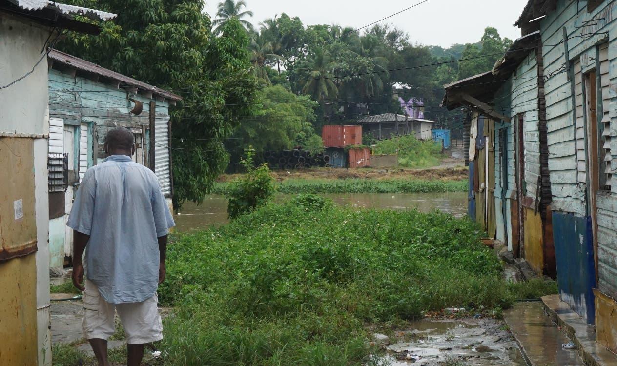 Azua y Gran Santo Domingo, zonas más afectadas por Fred